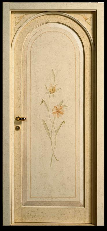 I Laccati – P 06 R Laccantica – Decoro Tulipano